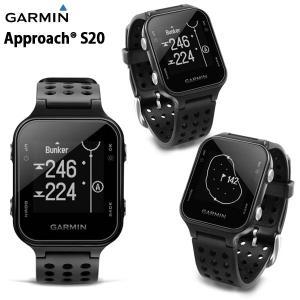 ゴルフ GARMIN ガーミン APPROACH S20J アプローチ GPSゴルフナビ ゴルフウォッチ 時計 腕時計 正規品 ブラック|move