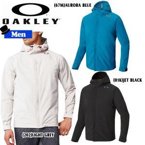 トレーニング スポーツ ウェア メンズ オークリー OAKLEY Viability ソフトシェルジャケット 1.0|move