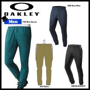 スポーツウェア トレーニングウェア メンズ パンツ オークリー OAKLEY ENHANCE ウインドブレーカー パンツ 7.0|move