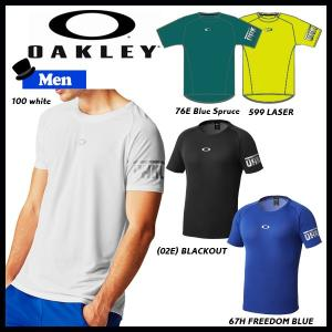 スポーツウェア トレーニングウェア メンズ Tシャツ 半袖 オークリー OAKLEY ACCELERATOR SS クルー 7.0|move