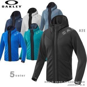 スポーツウェア シンクロニズムジャケット メンズ オークリー OAKLEY 3RD-G ZERO SYNCHRONISM JACKET 2.0 あすつく|move