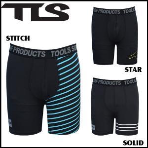 TOOLS(ツールス) TLS HYBRID WATER ACTION PANT インナーパンツ ウエットスーツのインナー|move