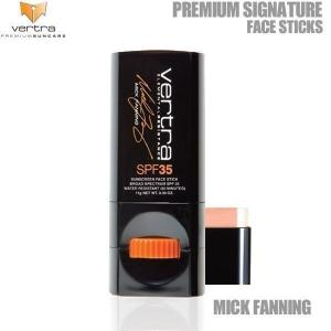日焼け止め サンスクリーン VERTRA バートラ FACESTICK MICK FANNING カラー/COOLY BEIGE SPF35 フェイススティック 顔用 ミックファニングシグネチャー|move