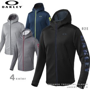 スポーツウェア テクニカルフリースジャケット メンズ オークリー OAKLEY ENHANCE TECHNICAL FLEECE JACKET QD 9.0 あすつく|move