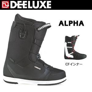 スノーボード ブーツ 靴 17-18 DEELUXE【ディーラックス】ALPHA|move