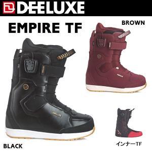 スノーボード ブーツ 靴 17-18 DEELUXE【ディーラックス】EMPIRE TF|move