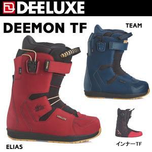 スノーボード ブーツ 靴 17-18 DEELUXE【ディーラックス】DEEMON TF|move