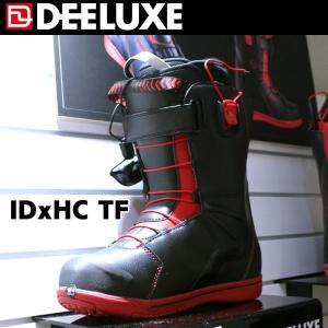 スノーボード ブーツ 靴 17-18 DEELUXE【ディーラックス】IDxHC TF|move