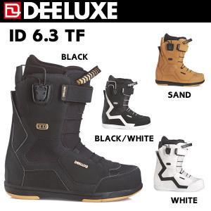 スノーボード ブーツ 靴 17-18 DEELUXE【ディーラックス】ID 6.3 TF|move