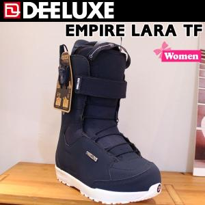 スノーボード ブーツ 靴 17-18 DEELUXE【ディーラックス】EMPIRE LARA TF|move