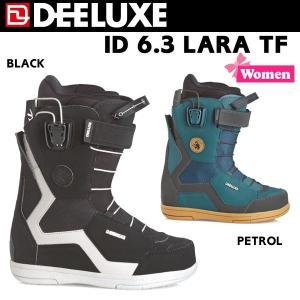 スノーボード ブーツ 靴 17-18 DEELUXE【ディーラックス】ID 6.3 LARA TF|move