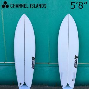 サーフボード ショートボード チャネルアイランズ アルメリック シーアイフィッシュ 5'8CHANNEL ISLANDS AL MERRICK CI FISH 5'8 ツイン FUTURES PU製|move