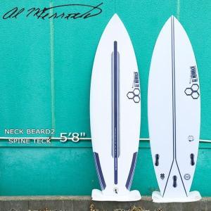 チャネルアイランズ アルメリック NECK BEARD2 SPINE TECK 5'8 TRY FCS2 フィンBOX ネックベアード2 スパインテック カリフォルニア製 日本正規品 move
