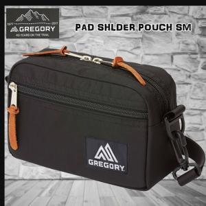 グレゴリー バックパック GREGORY(グレゴリー) PAD SHLDER POUCH Sサイズ  BLACK PC  パデッドショルダーポーチS ブラック /653901041|move