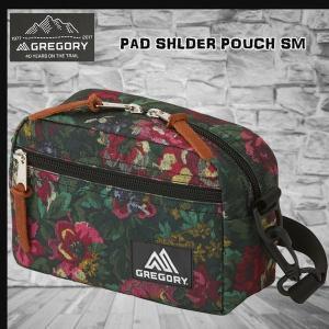 グレゴリー バックパック GREGORY(グレゴリー) PAD SHLDER POUCH Sサイズ  GARDEN TAPESTRY  パデッドショルダーポーチS ガーデンタペストリー /653950511|move