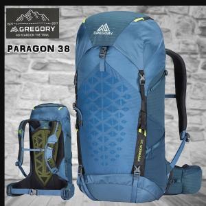 GREGORY(グレゴリー) PARAGON 38 MD/LG OMEGA BLUEパラゴン38 オメガブルー(tp15)|move