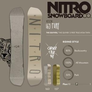 スノーボード 板 18-19 NITRO ナイトロ FURY フューリー|move