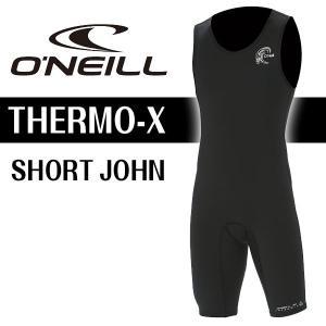 16/17 O'NEILL(オニール) THERMO-X  SHORT JOHN サーモエックス ショートジョン IO-2110|move