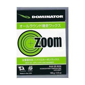 DOMINATOR ドーミネーター WAX ZOOM 100g|move