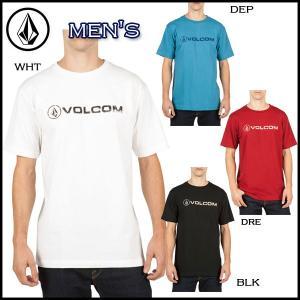 ベーシックTシャツ ボルコム Lino Euro S/S Tee move