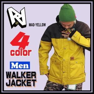 スノーボード ウェア 15-16 ダブルエー AA HARDWEAR WALKER ジャケット aah-wrv-rsv-wr15|move