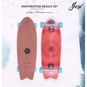 サーフスケート YOW SURFSKATE(ヤウ) HUNGTINTON BEACH 9.5x30 S4|move