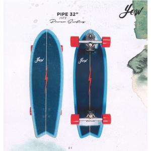 サーフスケート YOW SURFSKATE(ヤウ) PIPE 10x32 S5|move
