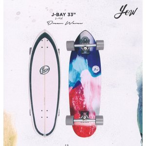 サーフスケート YOW SURFSKATE(ヤウ) J-BAY 9.85x33 S4|move