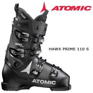 スキー ブーツ 靴 18-19 ATOMIC アトミック HAWX PRIME 110 S BLACK/ANTHRACITE ホークプライム110エス move
