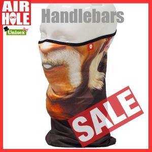 AIRHOLE エアホール AIRTUBE HANDLEBARS フェイスマスク sps-sb|move