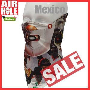 AIRHOLE エアホール STANDARD 1 MEXICO フェイスマスク sps-sb|move
