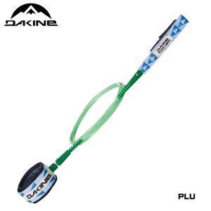 サーフィン リーシュコード 18 DAKINE(ダカイン) PLATE LUNCH x D TEAM COMP 6X3/16 ショートボード用 コンペ 1.83m x 5mm  プレートランチ|move
