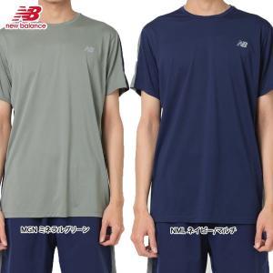 46c2c0f52e149 ランニングウェア メンズ ニューバランス NEWBALANCE アクセレレイト ショートスリーブ Tシャツ