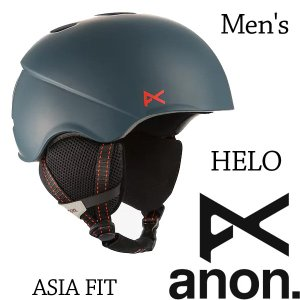 スノーボード ヘルメット 17-18 ANON アノン HELO|move