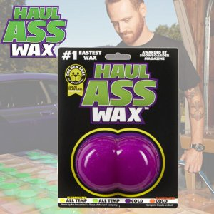 HAUL ASS WAX アス COLD TEMP WAX PURPLE -スノーWAX-|move