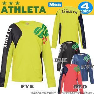 サッカーウェア アスレタ ATHLETA カラープラクティスシャツ フットサル ath-18aw あすつく|move