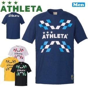 サッカーウェア アスレタ ATHLETA メッシュTシャツ ath-19ss あすつく move
