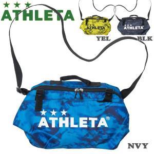サッカー ATHLETA  アスレタ 2roomショルダーバッグ W36×H25×D9cm フットサル ath-19ss あすつく move
