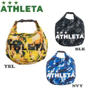 サッカー ATHLETA  アスレタ ボールケース マルチケース W23.5×H45cm フットサル ath-19ss あすつく move