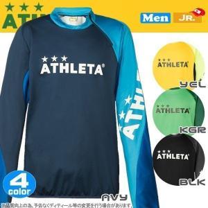 一般 ジュニア サッカーウェア アスレタ ATHLETA トレーニングジャージシャツ  メーカー取り寄せ  ath-team move
