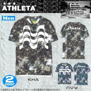 サッカー ウェア ATHLETA(アスレタ) BomBRコラボTシャツ ath-18ss|move