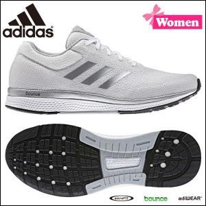 女性用 ランニングシューズ アディダス adidas MANA BOUNCE 2 レディース ARAMIS ワイズ2E相当 ランシュー|move