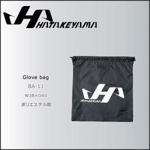 HATAKEYAMA【ハタケヤマ】ポリエステル製 グラブ袋【bb-p5】 メール便配送
