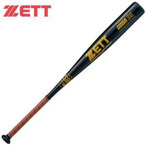 バット 一般軟式用 金属製 ZETT ゴーダD1 ブラック 84cm670g平均 新球対応|move