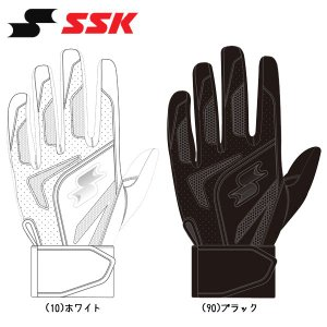 野球 SSK エスエスケイ 一般用バッティング手袋 両手用 DIGIGLOVE デジグラブ合成皮革|move
