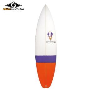 16 BIC(ビック) スーパーフロッグ 6'2 Misfit Shortboard PU JJ ショートボード move