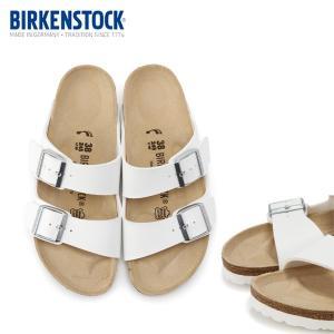 メンズ・レディース サンダル ユニセックスサイズ ビルケンシュトック BIRKENSTOCK ARIZONA NARROW ホワイト -正規商品- move