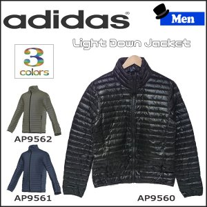 スポーツウェア メンズ アディダス adidas M ライトダウンジャケット 軽量|move