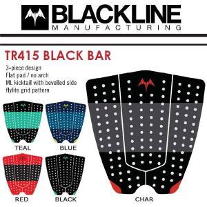BLACKLINE(ブラックライン) BLACK BAR デッキパッド サーフィン|move