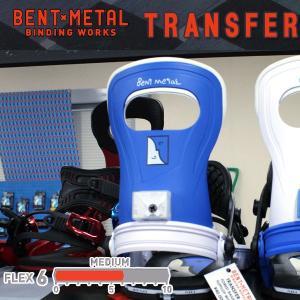スノーボード バインディング ビンディング BIN 17-18 BENTMETAL ベントメタル LOGIC move
